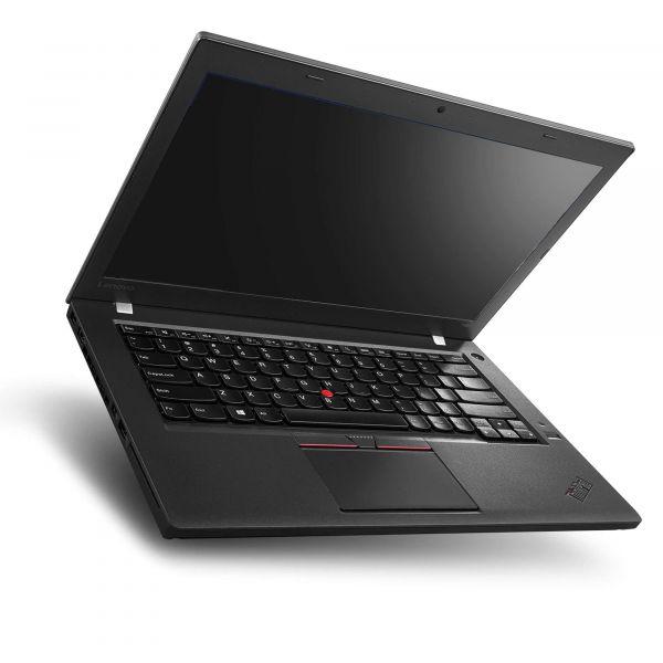 "Lenovo ThinkPad T460 i5-6300U 8GB 240GB SSD 14"" Laptop C-Ware/Bastler!"