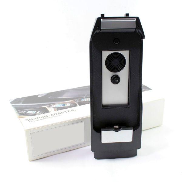 5 Stück BMW Snap In Adapter iPhone 5 Handyladeschalen